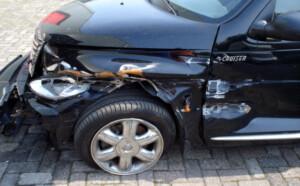 Chrysler met schade