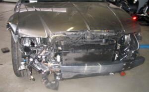 Chevrolet met schade