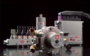 LPG inbouw systeem