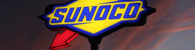 Sunoco olie configurator