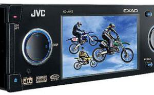 JVC radio inbouwen